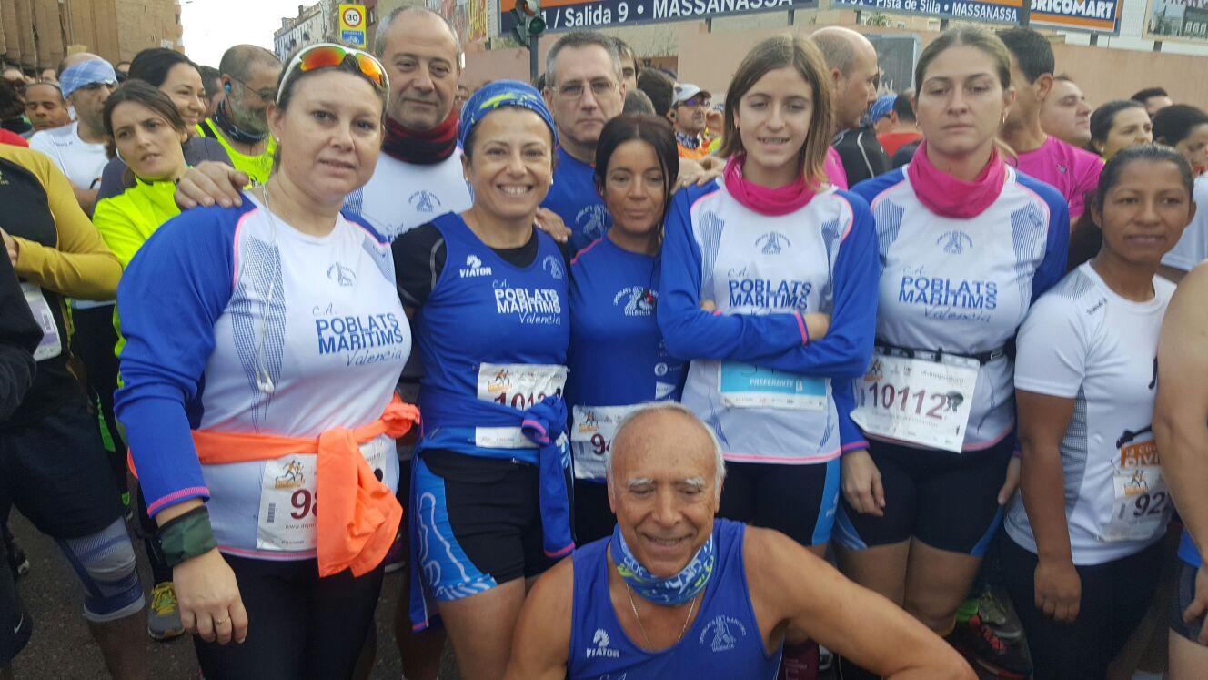 XVI Vuelta a Pie Solidaria «Es Posible»