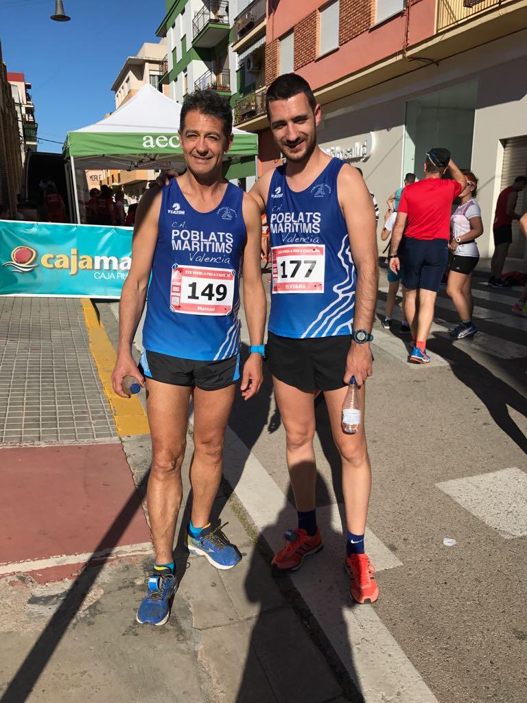 XXX Volta a Peu a l'Alcudia