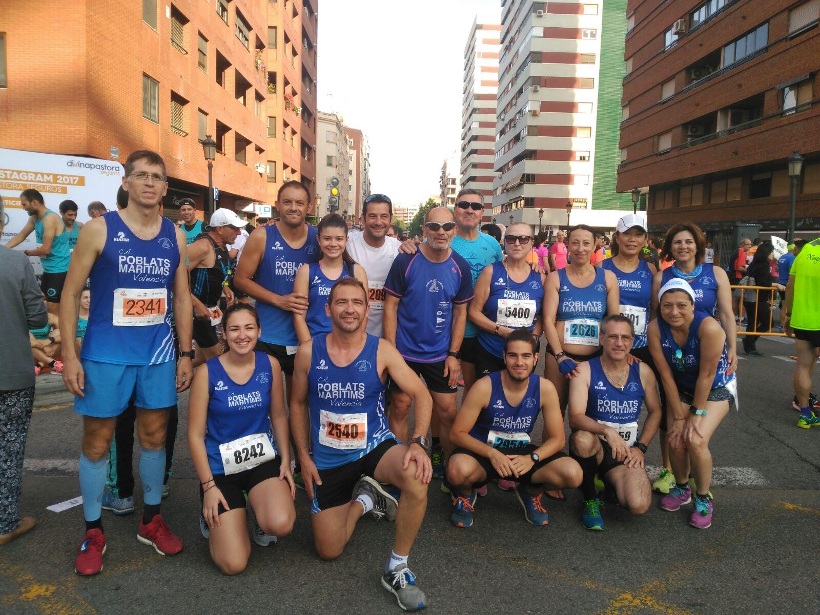 Volta a Peu Fundación Valencia C.F. 2017