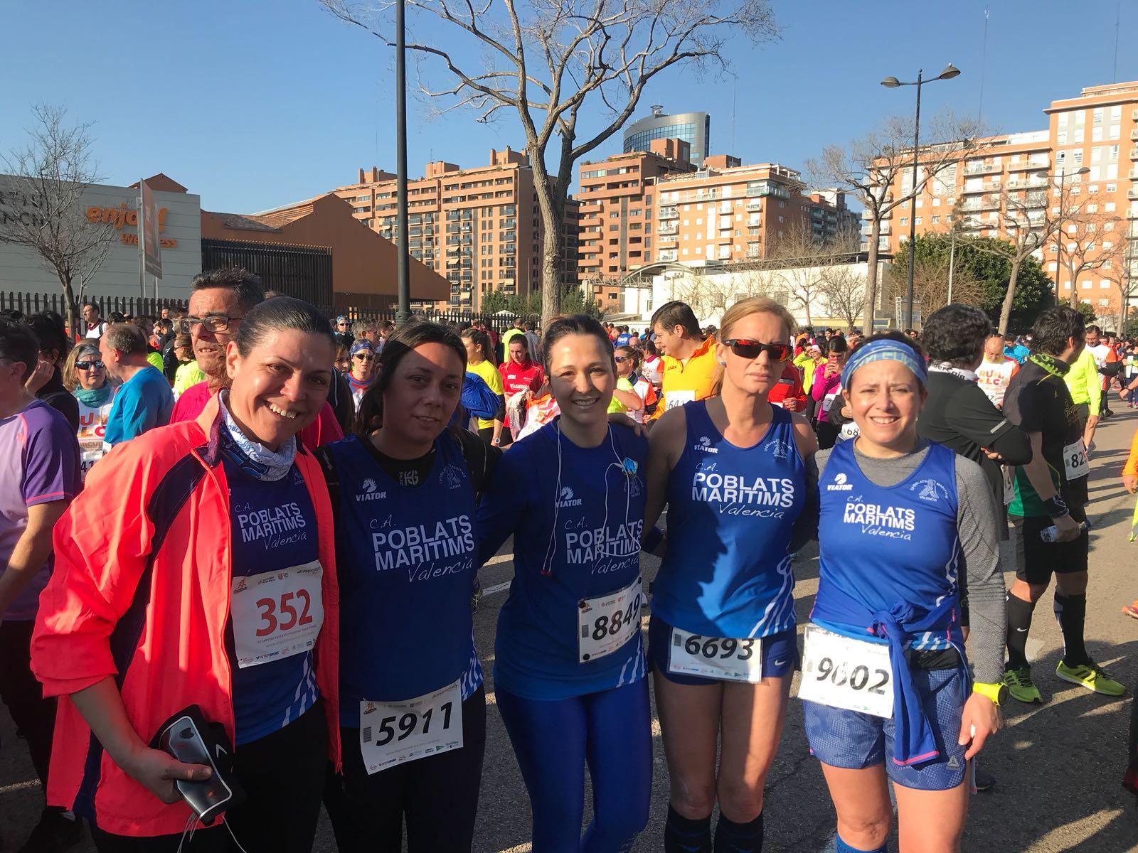 4ª Carrera Never Stop Running «Nunca te Rindas»