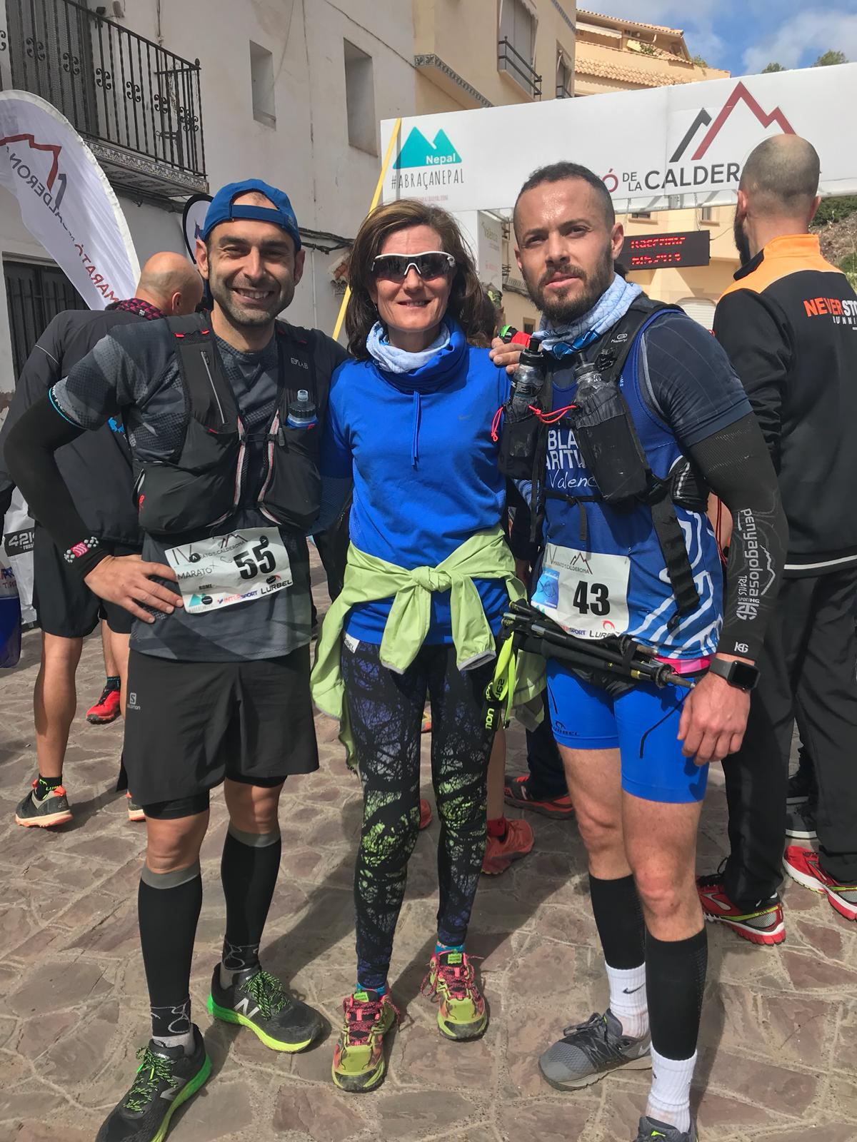 IV Maratón y Media Maratón de la Calderona