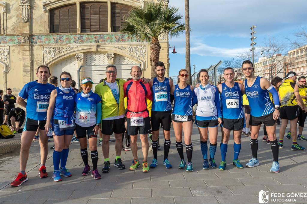 I Volta a Peu Runners Ciutat de València