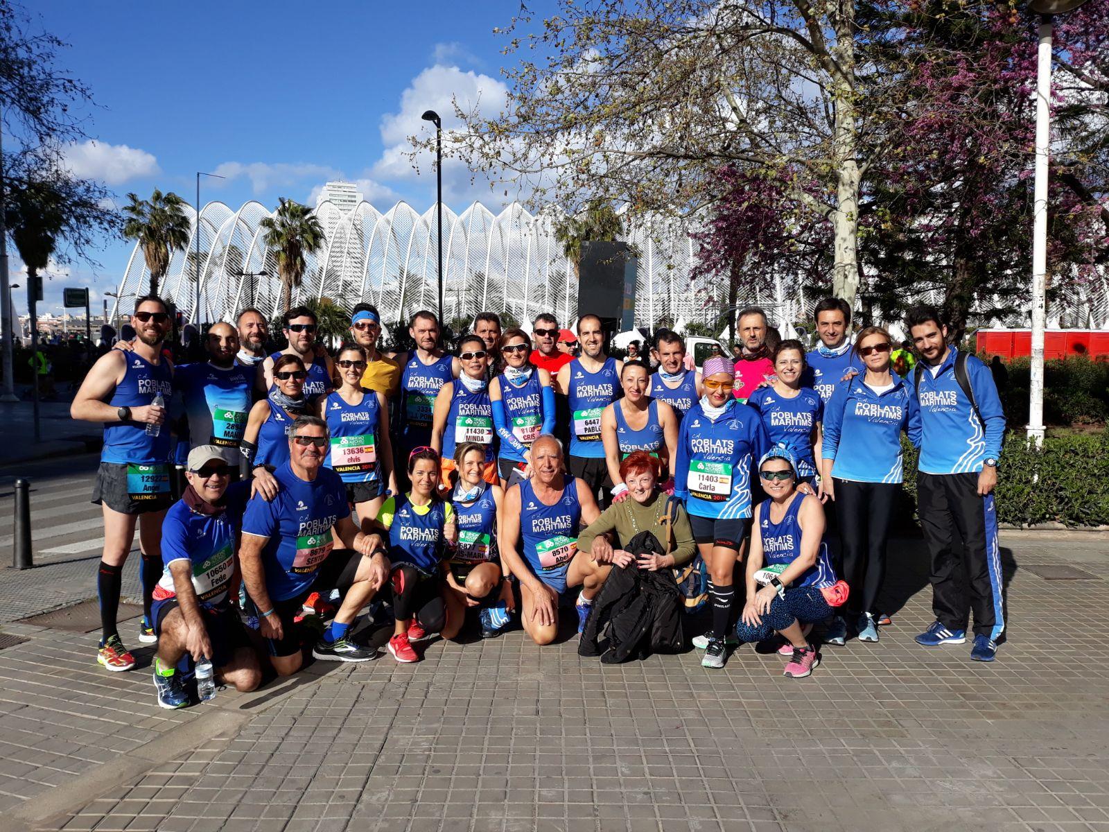 Mass Race de los IAAF/Trinidad Alfonso Campeonato del Mundo de Media Maratón Valencia 2018