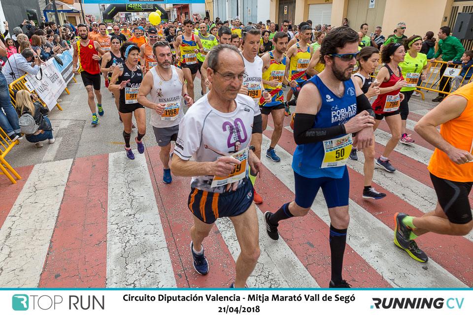 30 Mitja Marató La Vall de Segó
