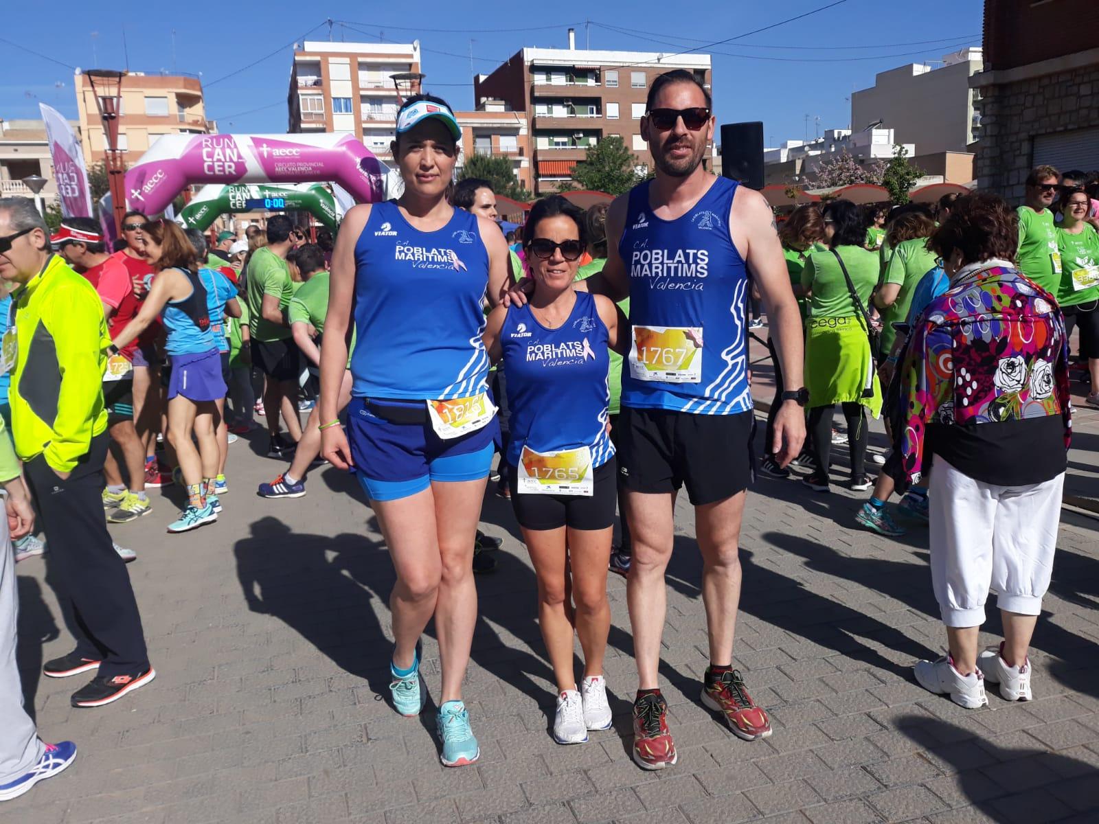 Carrera Solidaria Almussafes Contra el Cancer 2018