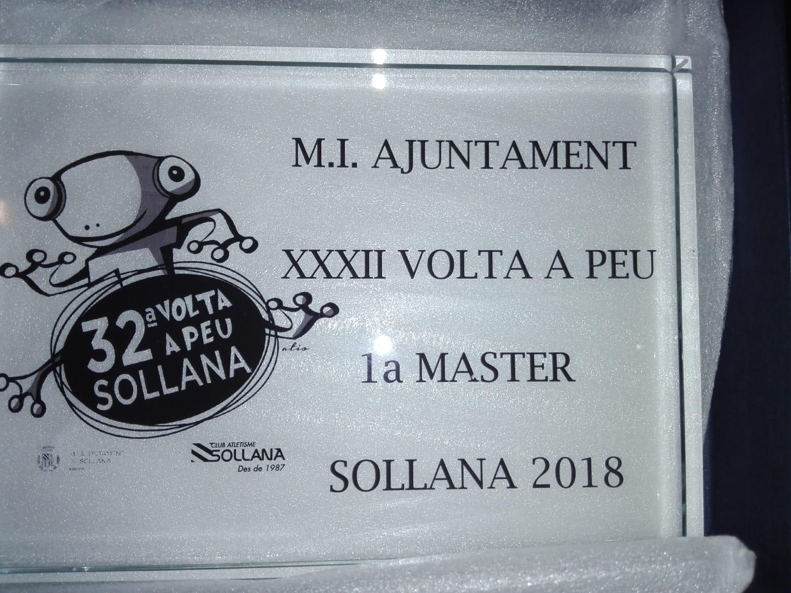 XXXII Volta a Peu a Sollana