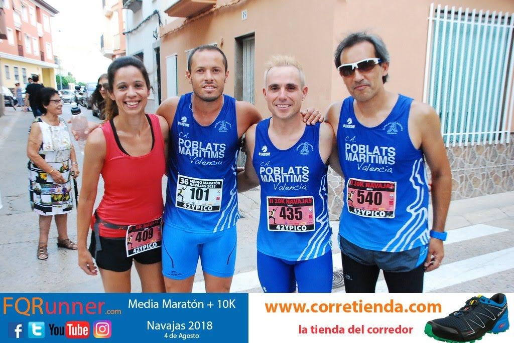 XXXVI Media Maratón y II 10k de Navajas