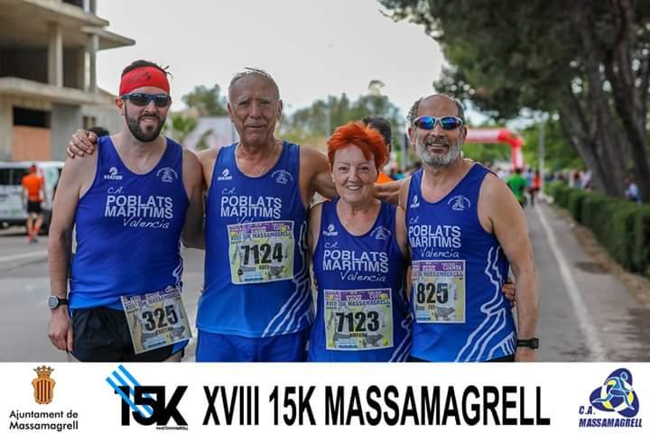 XVIII 15 KM VILLA DE MASSAMAGRELL 2019