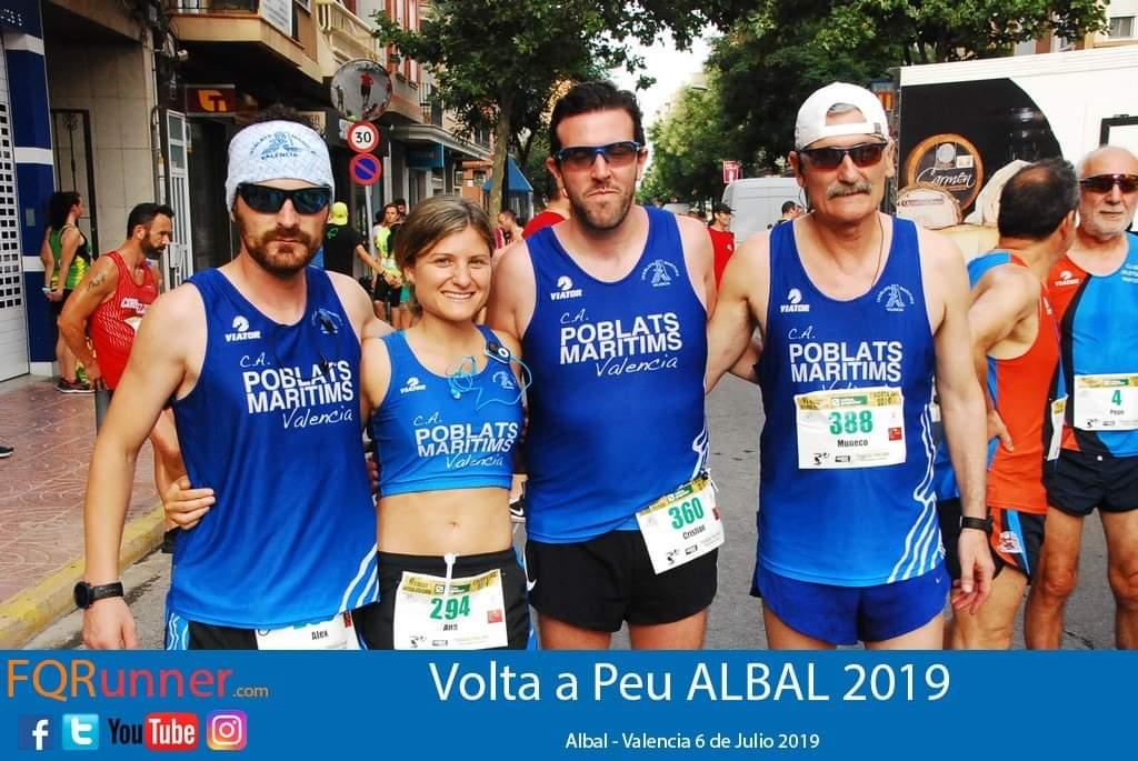 XXIX VOLTA A PEU A ALBAL 2019