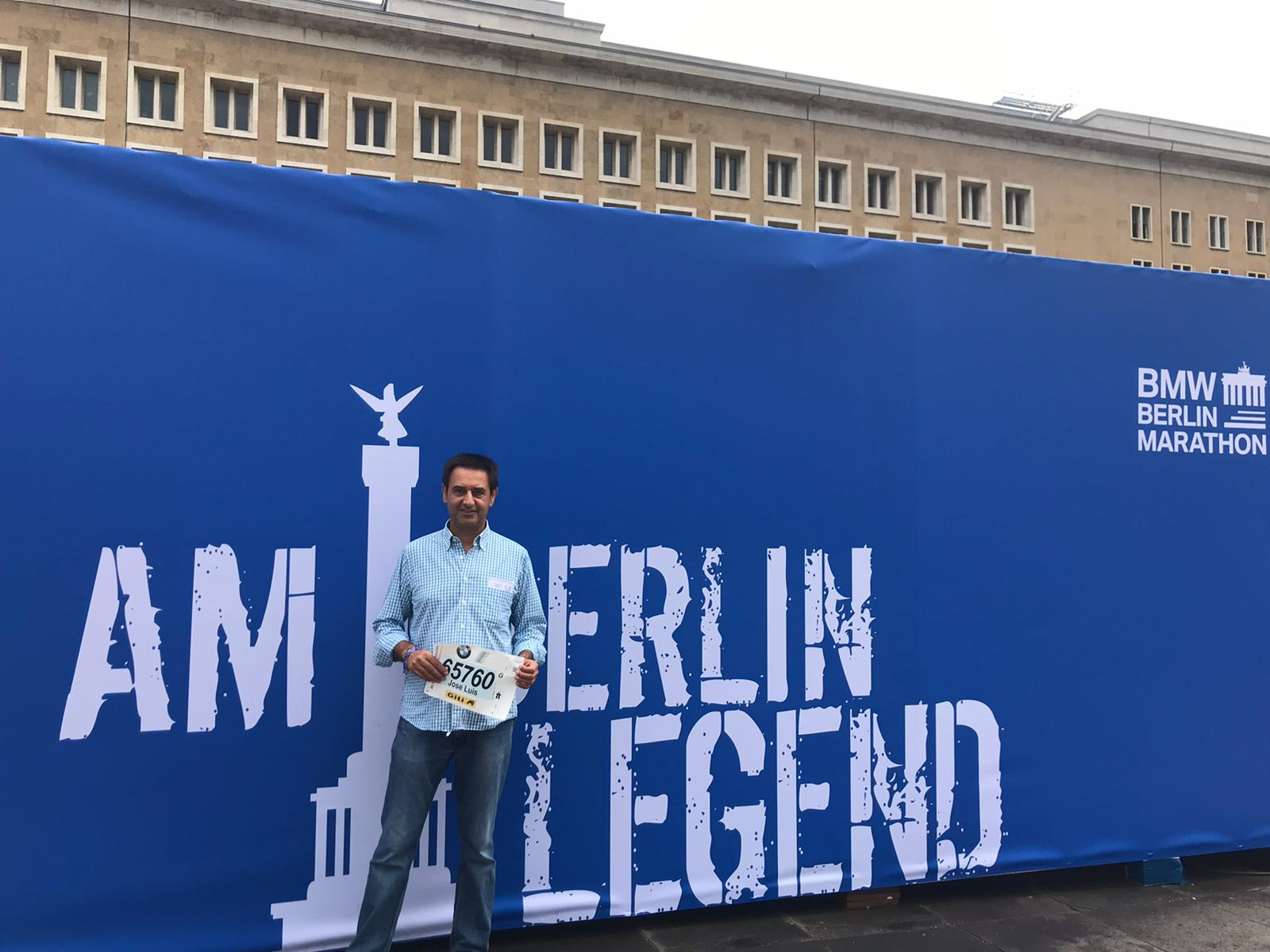 MARATON DE BERLIN 2019