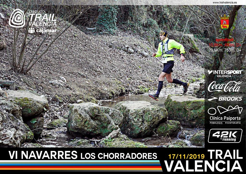 TRAIL DE NAVARRES 2019