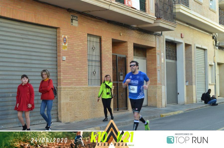 24ª Media Maratón Riba-Roja de Túria 2020