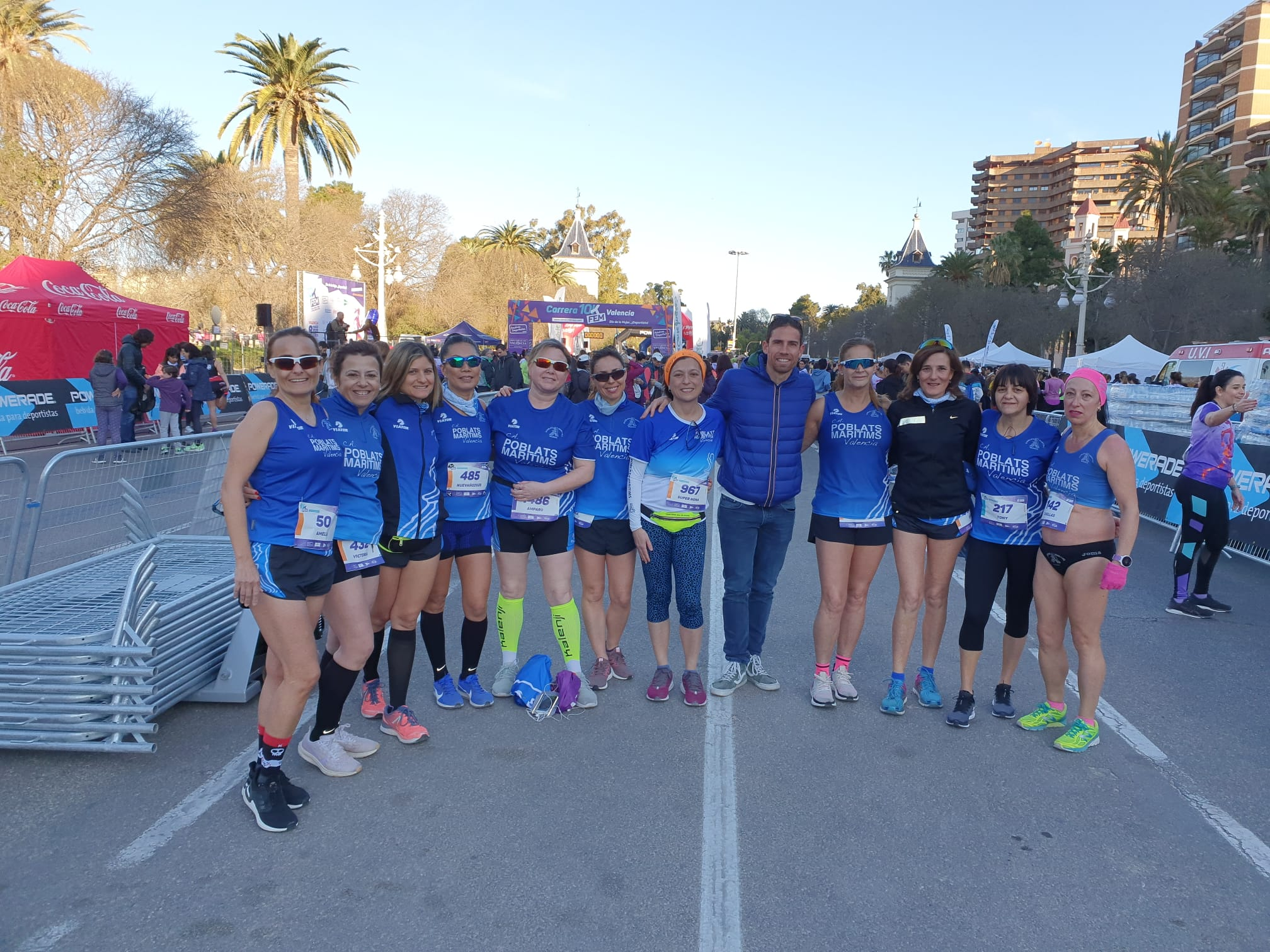 Carrera 10KFem 2020 – Valencia – Día de la Mujer…¡Deportista!