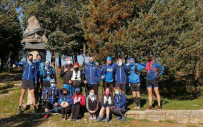 Resumen semana 15 trail