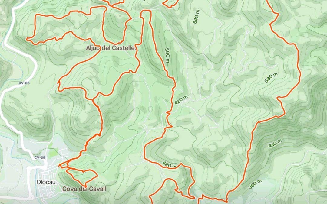 Resum setmana 20 trail