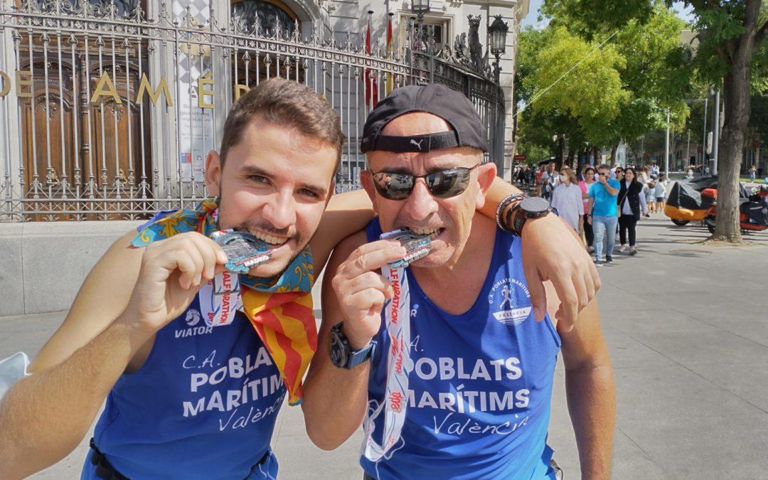 ¡Poblats vuela en Madrid! 10K y Media Maratón